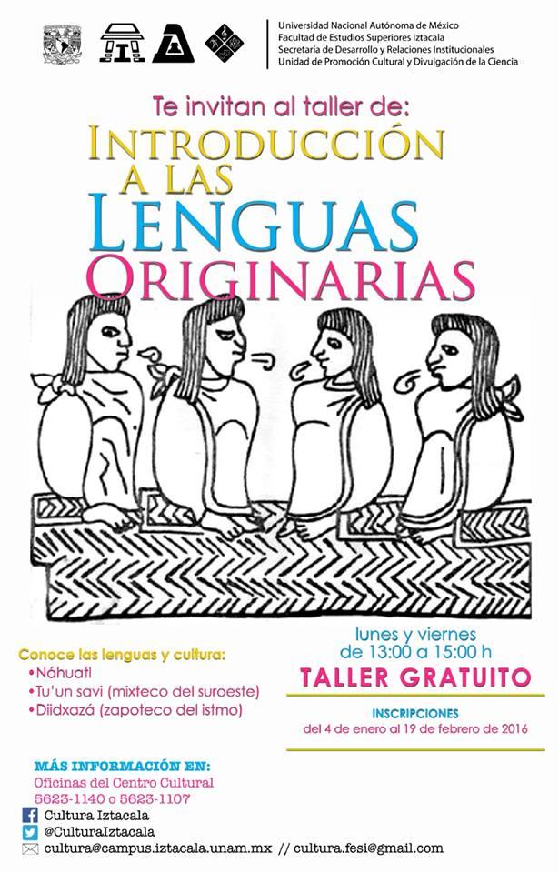 Introducción a las lenguas Originarias