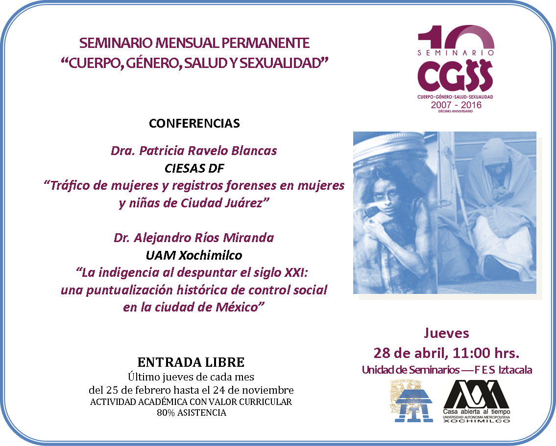 Cartel 3 abril CGSS