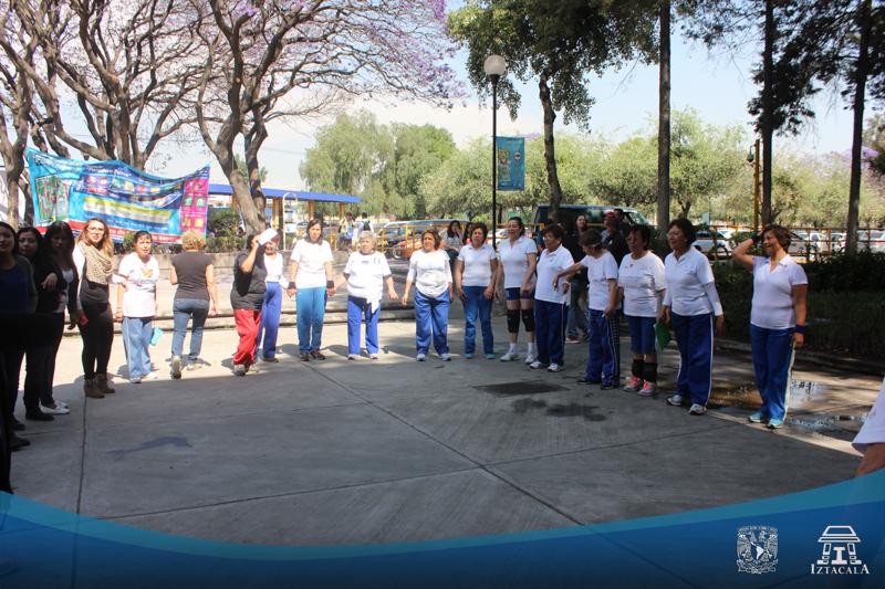 caminata por la salud marzo 16-24
