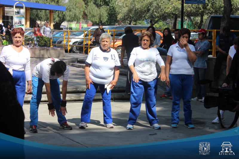 caminata por la salud marzo 16-28