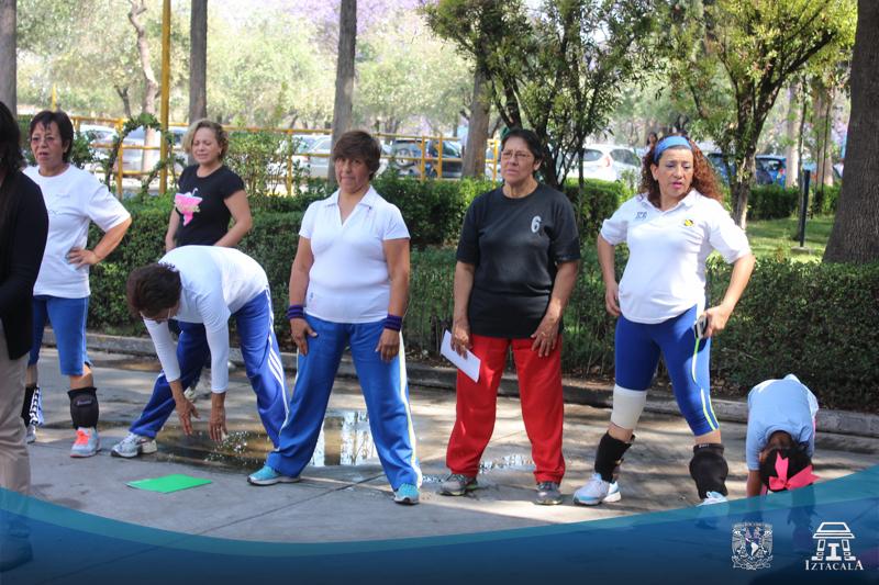 caminata por la salud marzo 16-29