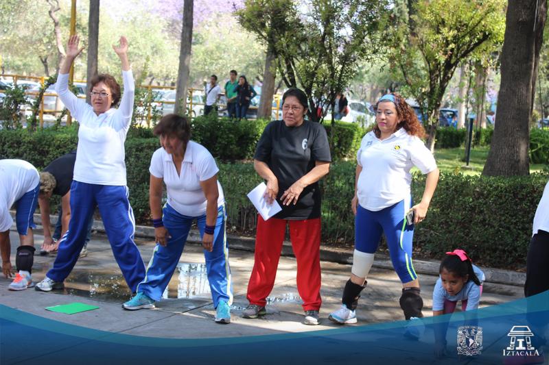 caminata por la salud marzo 16-31