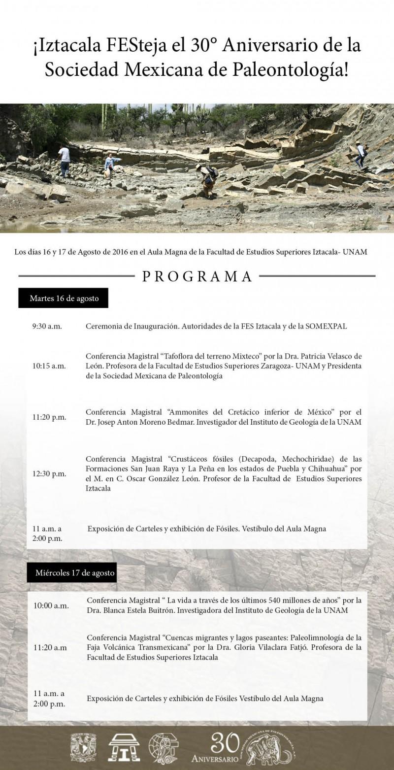 Programa 30 Paleontologia