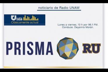 La voz de la FES Iztacala se escuchó en PRISMA de Radio UNAM