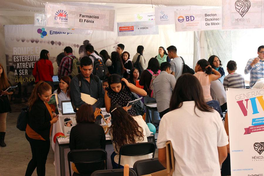 Más de 40 empresas ofertan vacantes en la 7ª Feria del Empleo