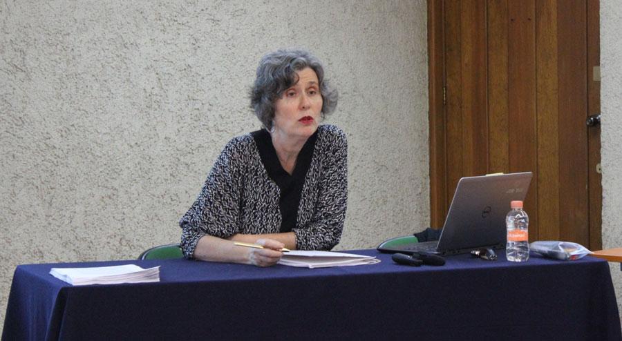 La Universidad del País Vasco está de visita en la FESI