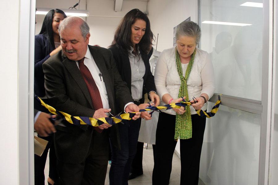 Inauguran el Laboratorio Nacional en Salud