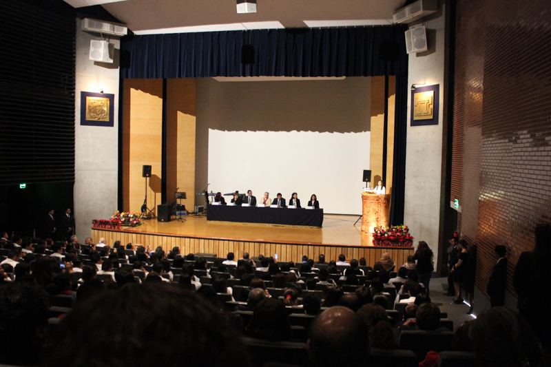 Rumbo al Pregrado la generación 2013-2015 de Médicos Cirujanos