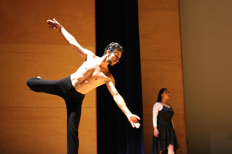 Día de la danza CCI-12