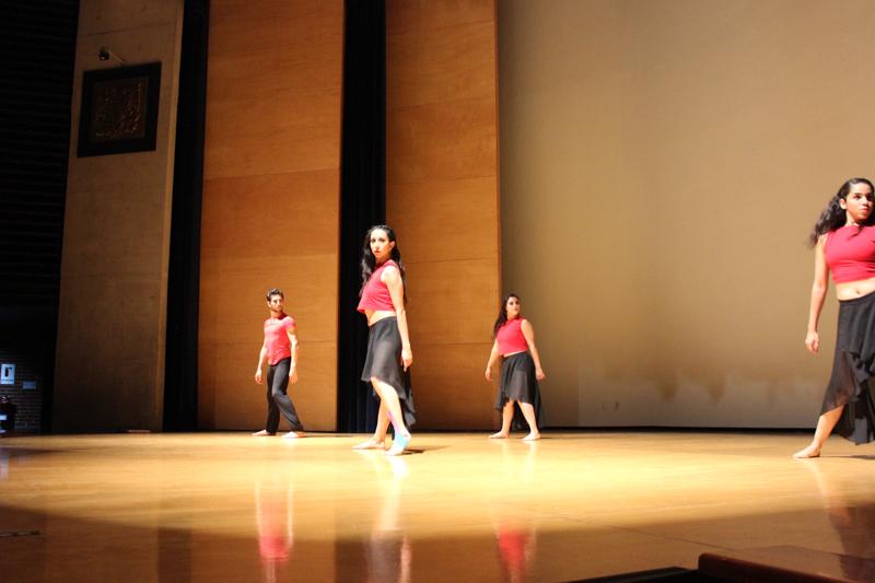 Día de la danza CCI-61