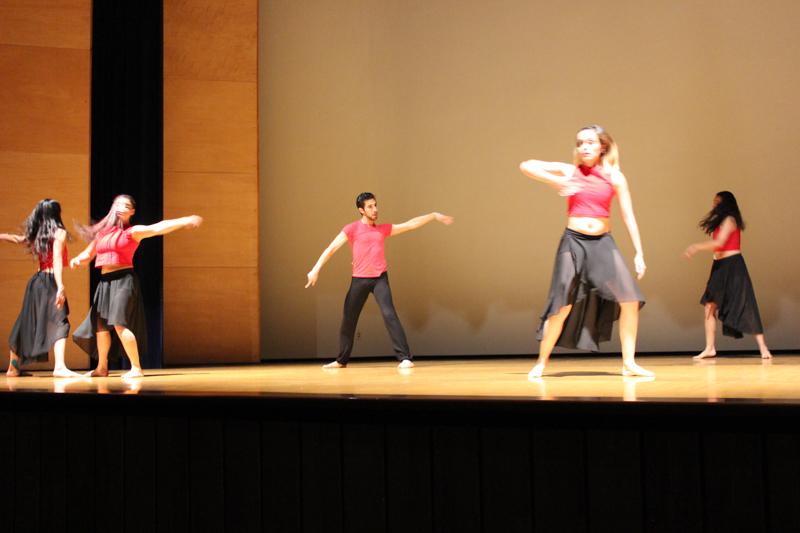 Día de la danza CCI-73