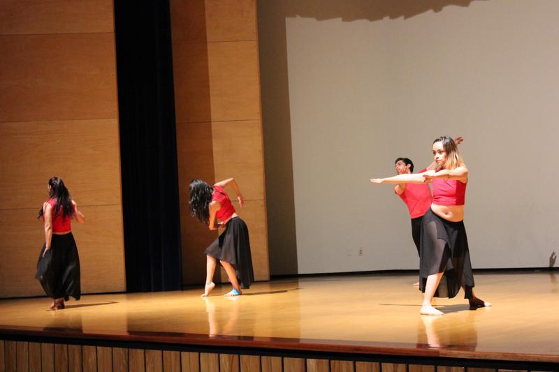 Día de la danza CCI-74