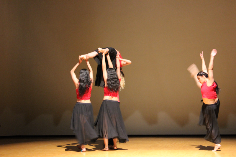 Día de la danza CCI-77