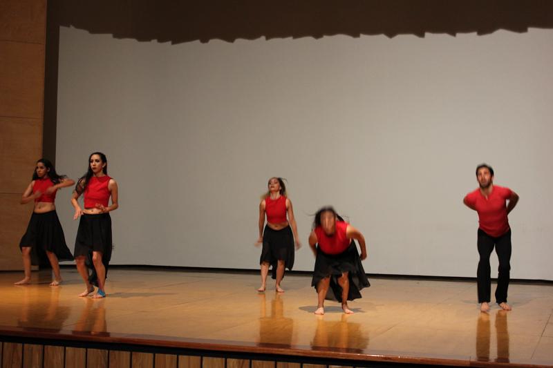 Día de la danza CCI-79