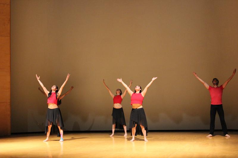 Día de la danza CCI-80