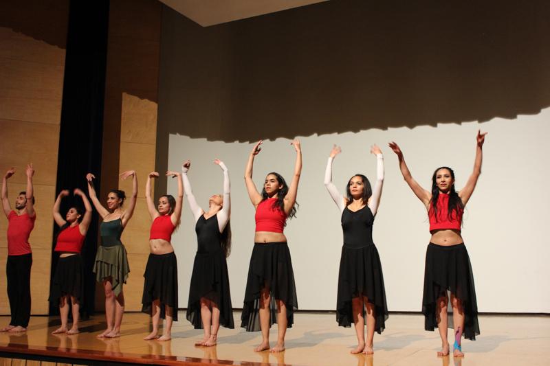 Danza: pasión que transmite