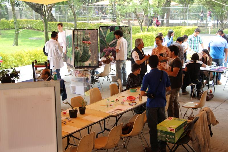 La celebración en la FESI el Día Nacional de los Jardines Botánicos